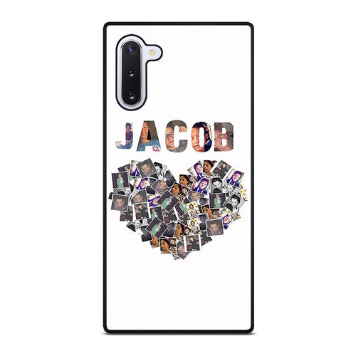 coque custodia cover fundas hoesjes j3 J5 J6 s20 s10 s9 s8 s7 s6 s5 plus edge D28127 JACOB SARTORIUS COLLAGE ART Samsung Galaxy Note 10 Case
