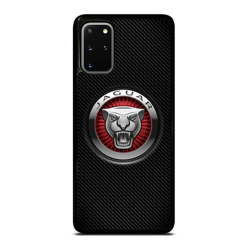 coque custodia cover fundas hoesjes j3 J5 J6 s20 s10 s9 s8 s7 s6 s5 plus edge D28213 JAGUAR LOGO Samsung Galaxy S20 Plus Case