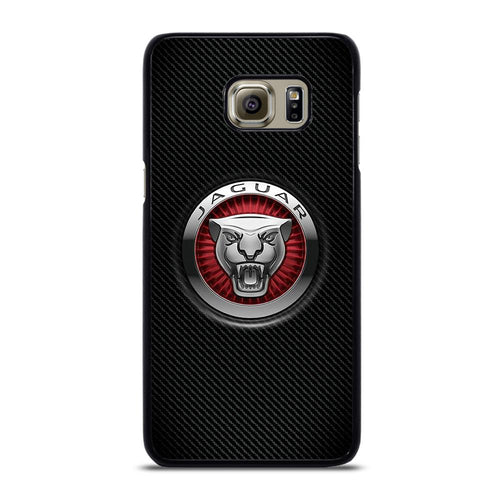 coque custodia cover fundas hoesjes j3 J5 J6 s20 s10 s9 s8 s7 s6 s5 plus edge D28217 JAGUAR LOGO Samsung Galaxy S6 Edge Plus Case