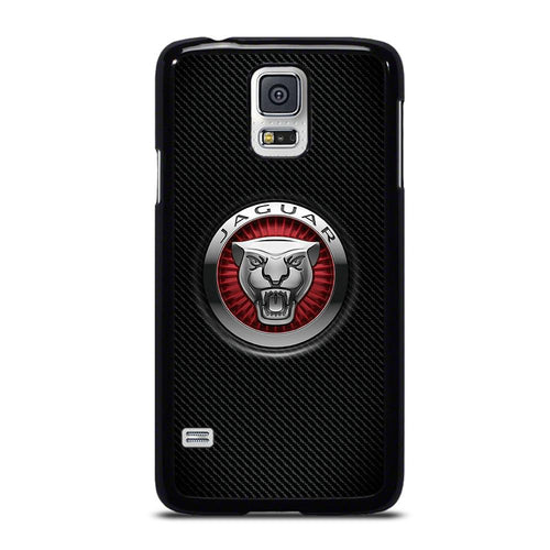 coque custodia cover fundas hoesjes j3 J5 J6 s20 s10 s9 s8 s7 s6 s5 plus edge D28214 JAGUAR LOGO Samsung Galaxy S5 Case