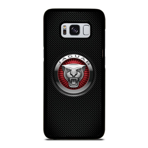coque custodia cover fundas hoesjes j3 J5 J6 s20 s10 s9 s8 s7 s6 s5 plus edge D28220 JAGUAR LOGO Samsung Galaxy S8 Case