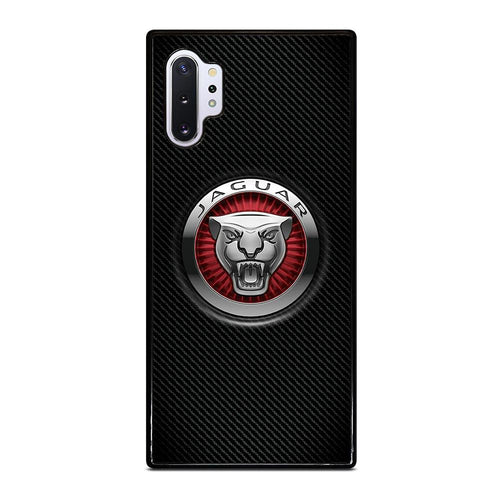 coque custodia cover fundas hoesjes j3 J5 J6 s20 s10 s9 s8 s7 s6 s5 plus edge D28205 JAGUAR LOGO Samsung Galaxy Note 10 Plus Case