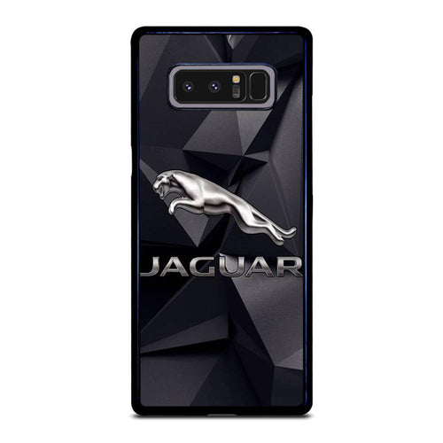 coque custodia cover fundas hoesjes j3 J5 J6 s20 s10 s9 s8 s7 s6 s5 plus edge D28163 JAGUAR LOGO 2 Samsung Galaxy Note 8 Case