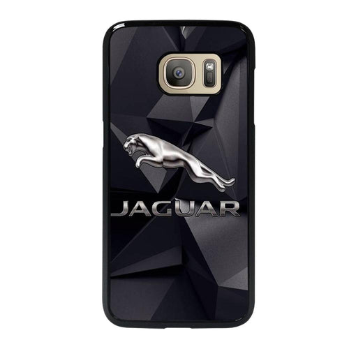 coque custodia cover fundas hoesjes j3 J5 J6 s20 s10 s9 s8 s7 s6 s5 plus edge D28169 JAGUAR LOGO 2 Samsung Galaxy S7 Case