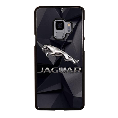 coque custodia cover fundas hoesjes j3 J5 J6 s20 s10 s9 s8 s7 s6 s5 plus edge D28173 JAGUAR LOGO 2 Samsung Galaxy S9 Case