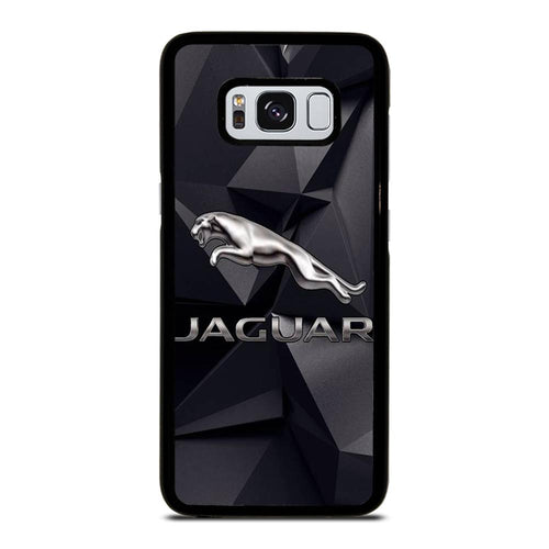 coque custodia cover fundas hoesjes j3 J5 J6 s20 s10 s9 s8 s7 s6 s5 plus edge D28171 JAGUAR LOGO 2 Samsung Galaxy S8 Case