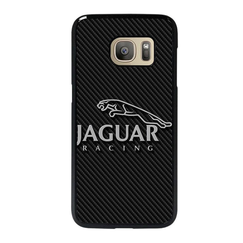 coque custodia cover fundas hoesjes j3 J5 J6 s20 s10 s9 s8 s7 s6 s5 plus edge D28184 JAGUAR LOGO 3 Samsung Galaxy S7 Case