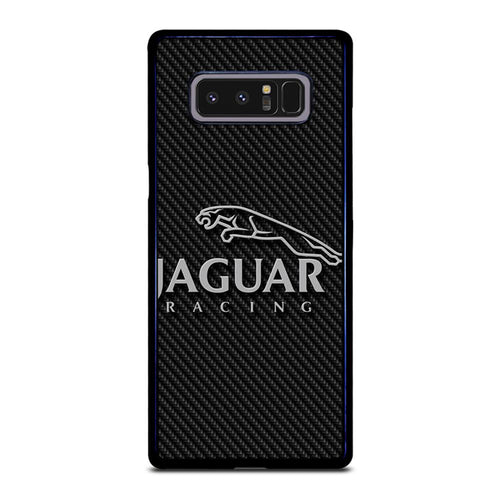 coque custodia cover fundas hoesjes j3 J5 J6 s20 s10 s9 s8 s7 s6 s5 plus edge D28177 JAGUAR LOGO 3 Samsung Galaxy Note 8 Case