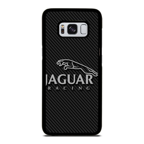 coque custodia cover fundas hoesjes j3 J5 J6 s20 s10 s9 s8 s7 s6 s5 plus edge D28186 JAGUAR LOGO 3 Samsung Galaxy S8 Case