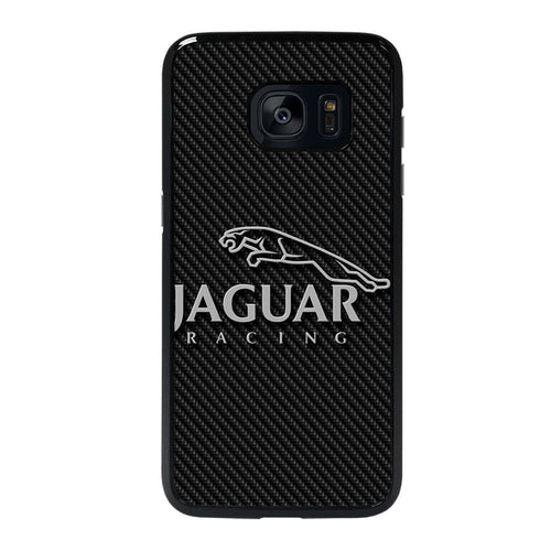 coque custodia cover fundas hoesjes j3 J5 J6 s20 s10 s9 s8 s7 s6 s5 plus edge D28185 JAGUAR LOGO 3 Samsung Galaxy s7 edge Case