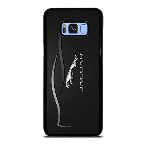 coque custodia cover fundas hoesjes j3 J5 J6 s20 s10 s9 s8 s7 s6 s5 plus edge D28201 JAGUAR LOGO 4 Samsung Galaxy S8 Plus Case