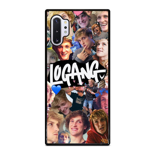 coque custodia cover fundas hoesjes j3 J5 J6 s20 s10 s9 s8 s7 s6 s5 plus edge D28225 JAKE PAUL LOGANG COLLAGE Samsung Galaxy Note 10 Plus Case
