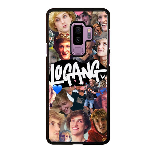coque custodia cover fundas hoesjes j3 J5 J6 s20 s10 s9 s8 s7 s6 s5 plus edge D28238 JAKE PAUL LOGANG COLLAGE Samsung Galaxy S9 Plus Case