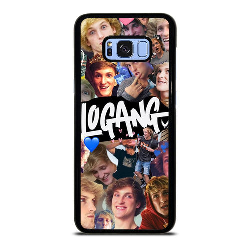 coque custodia cover fundas hoesjes j3 J5 J6 s20 s10 s9 s8 s7 s6 s5 plus edge D28236 JAKE PAUL LOGANG COLLAGE Samsung Galaxy S8 Plus Case