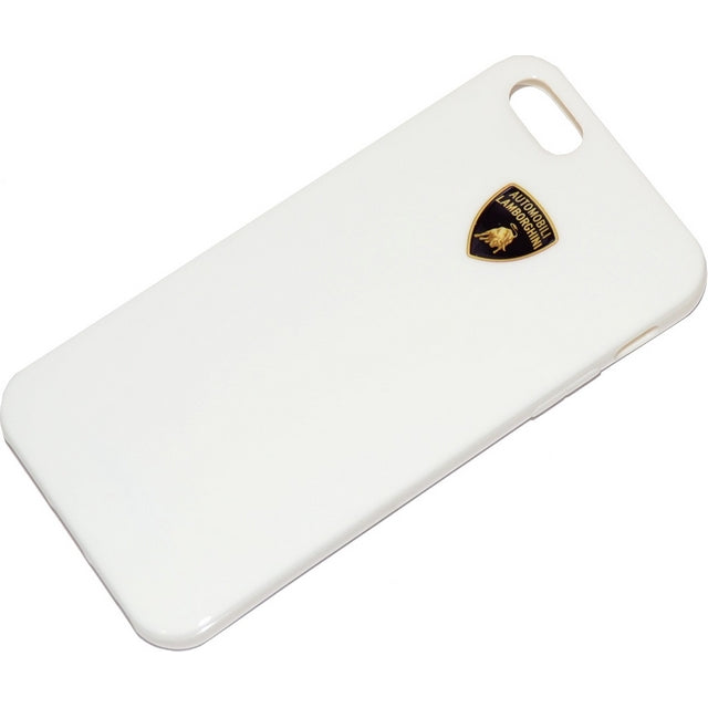 LAMBORGHINI CUSTODIA ORIGINALE COVER TPU CASE APPLE IPHONE 5 / 5S