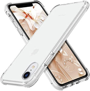 MATEPROX Cover iPhone XRCustodia iPhone XR Cristallo Chiaro Case