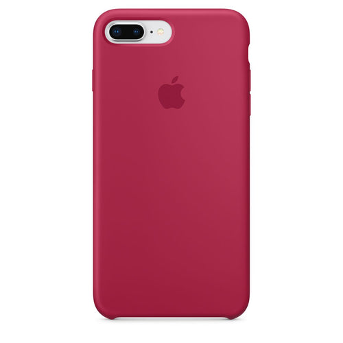 iphone 8 plus custodia silicone