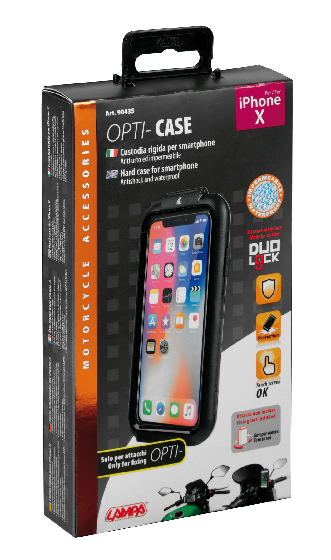 Opti Case custodia rigida per smartphone - iPhone X / Xs acquista