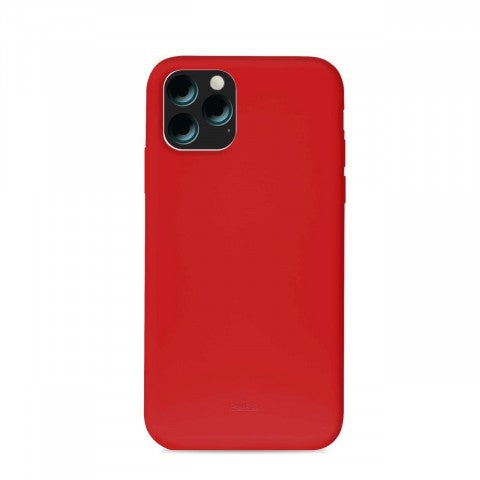 PURO Cover iPhone 11 Rosso Custodia per smartphone Apple colore