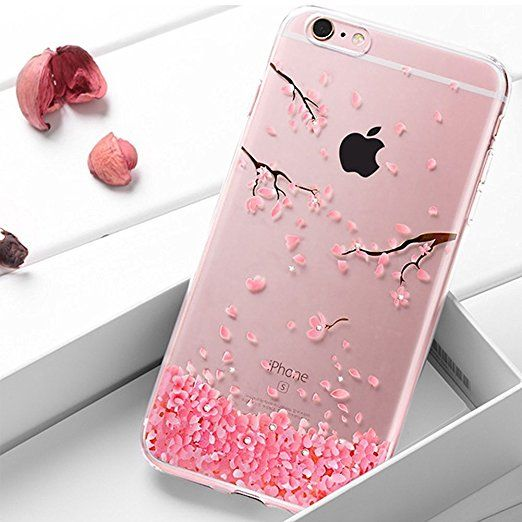 Puro Custodie Custodia Rigida Glitter Cover Iphone 6s In Silicone