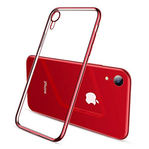 RANVOO Custodia iPhone XR Trasparente Cover Slim per iPhone XR