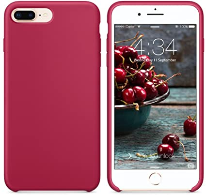 SURPHY Cover iPhone 8 Plus Cover iPhone 7 Plus Custodia iPhone 8