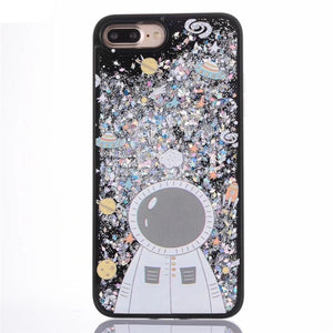 Sky Spaceship Astronaut Phone custodia