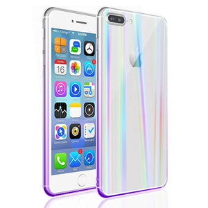 Surakey Cover Compatibile con iPhone 6/6S Colore Gradiente