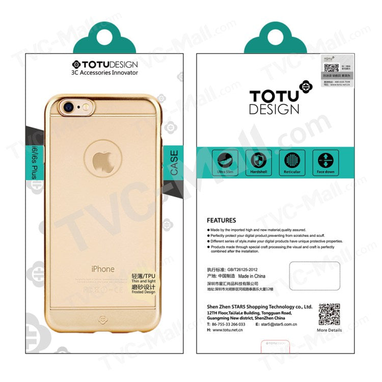 TOTU Soft Series for iPhone 6s Plus/6