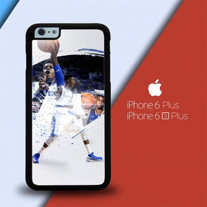 Nerlens noel Z4469 custodia cover iPhone 6 Plus, 6S Plus