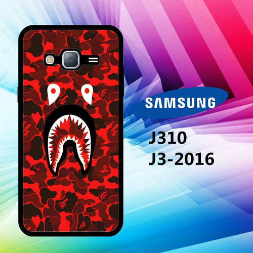 custodia cover J3 2016 J310 J3 2017 J330 J5 2016 J510 J5 2017 J530 case N2631 bape wallpaper iphone 6 25fY9