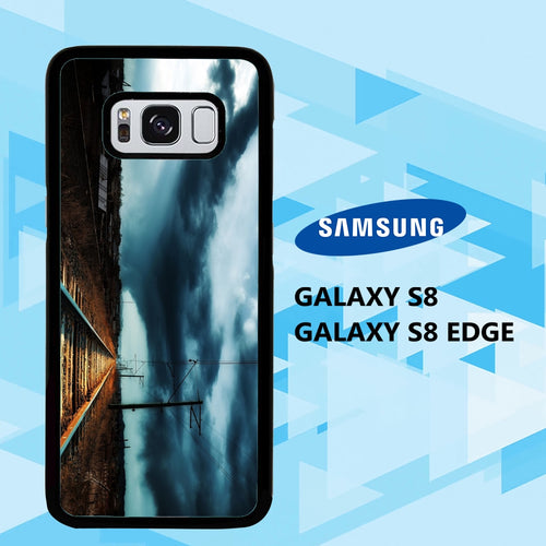 custodia cover samsung galaxy S6 S7 S8 S9 S10 edge case R2543 amazing wallpapers 10tL1