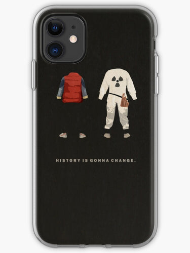 cover iphone 11 back to future