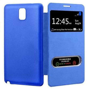 flip cover samsung note 3 neo original