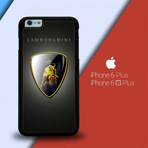 Lamborghini X8824 custodia cover iPhone 6 Plus, 6S Plus