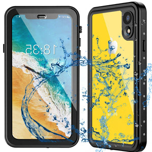 iPhone XR Case Redpepper Waterproof Case Cover Shockpro