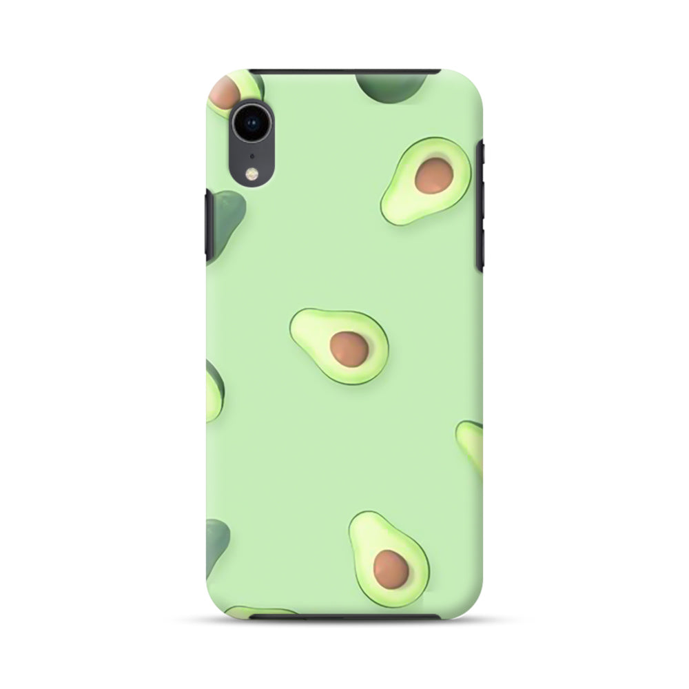 iphone xr avacardo custodia