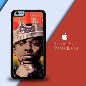 King Kendrick L2814 custodia cover iPhone 6 Plus, 6S Plus