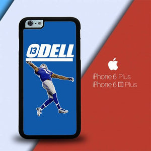 Odell Beckham The Catch L2815 custodia cover iPhone 6 Plus, 6S Plus