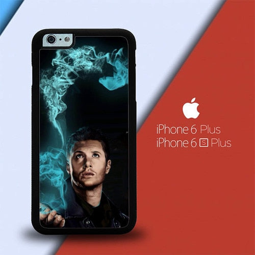 Dean Winchester Supernatural L2825 custodia cover iPhone 6 Plus, 6S Plus