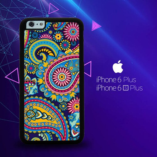 Vintage Paisley Cute Twitter Y0619 custodia cover iPhone 6 Plus, 6S Plus