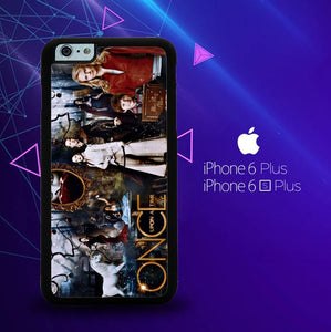 once upon a time wallpaper Y0852 custodia cover iPhone 6 Plus, 6S Plus
