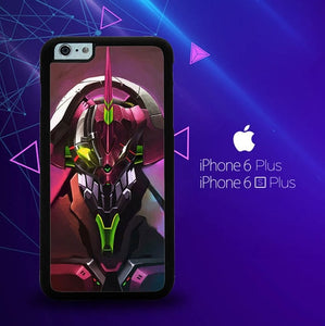 Evangelion 01 ART Y2076 custodia cover iPhone 6 Plus, 6S Plus
