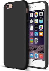 phone cover matte black iphone 6
