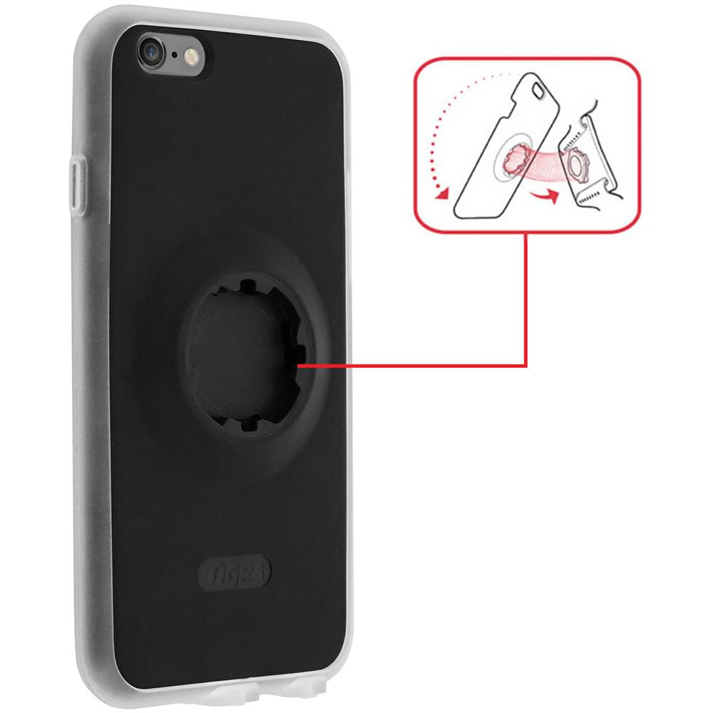 tigra - Cover Antishock Integrale Fit-clic Tigra Sport Apple