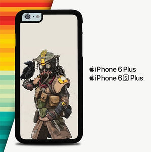 Apex Legends Bloodhound Characters P0260 custodia cover iPhone 6 Plus, 6S Plus