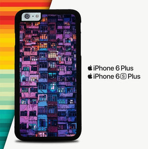 Flats P0300 custodia cover iPhone 6 Plus, 6S Plus