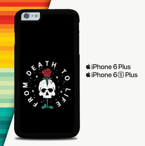 From Death To Life P0449 custodia cover iPhone 6 Plus, 6S Plus