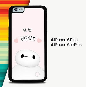 Be  My Baymax P0483 custodia cover iPhone 6 Plus, 6S Plus