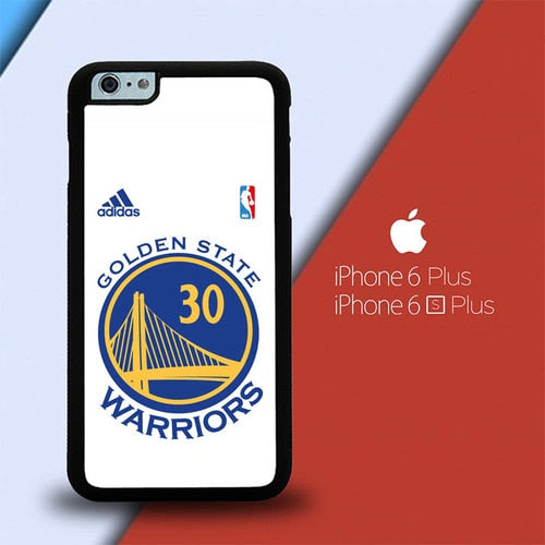 Golden State Warriors Jersey P0602 custodia cover iPhone 6 Plus, 6S Plus